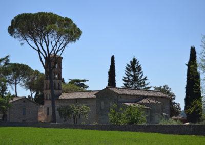 KIrche aus dem 8. Jahrhundert