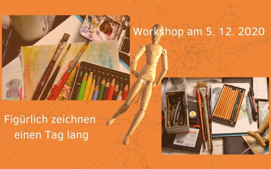 Figürlich zeichnen lernen ein Workshop