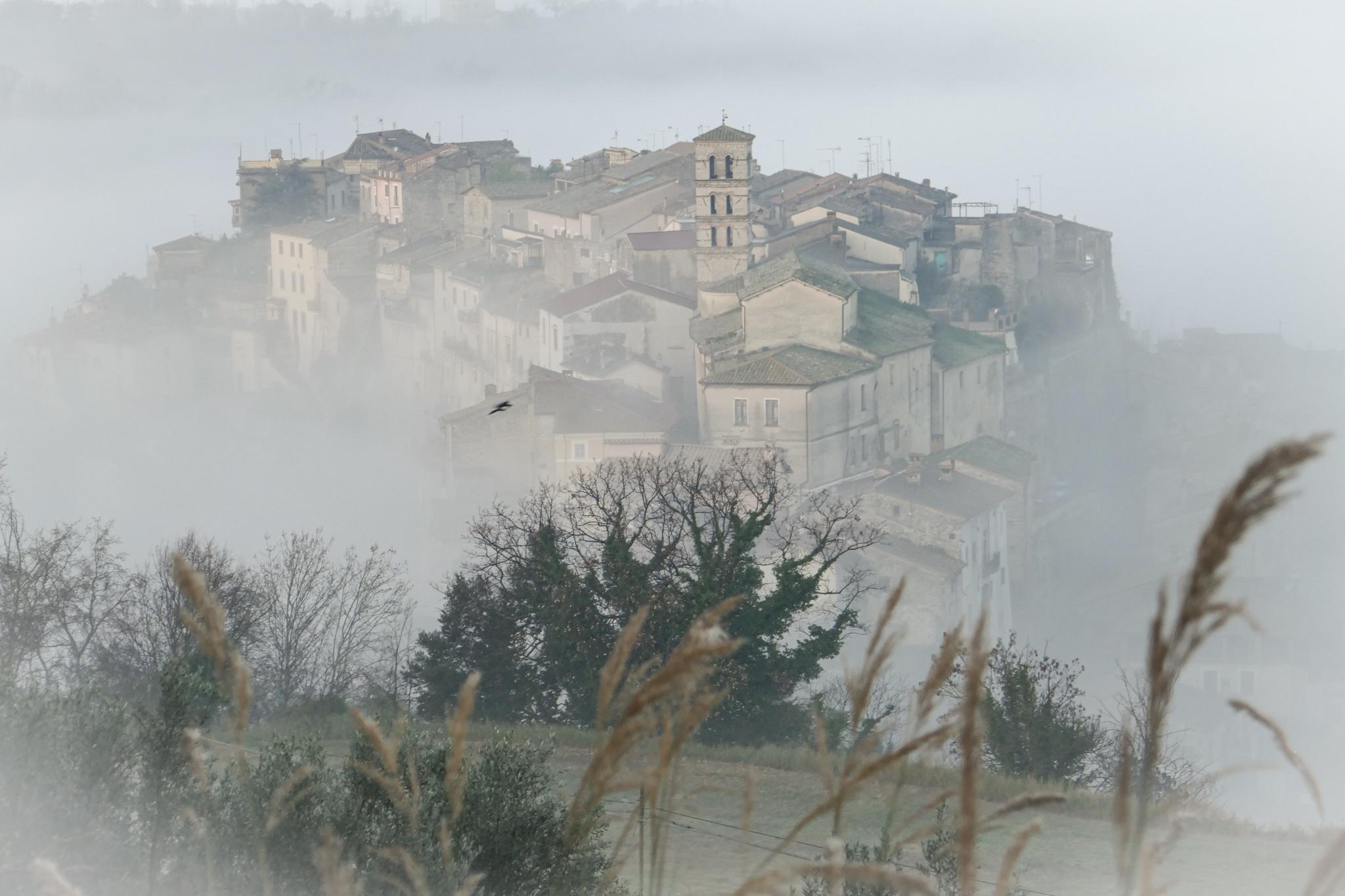 italienische Dörfer
