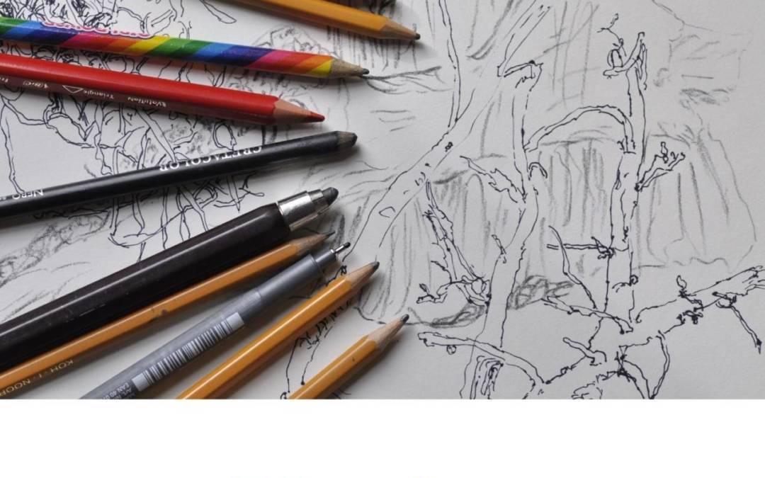 Minikurs: 7 Impulse, zeichnen mit Spaß